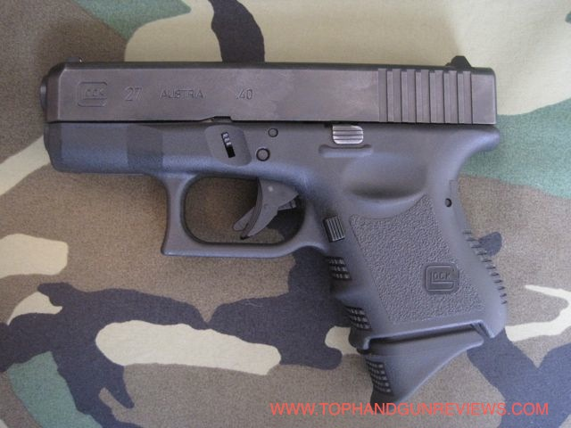 Glock 27 Handgun Review